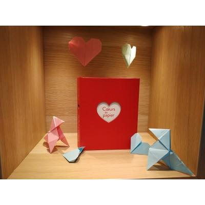 Cœur de Papier - livre Pop-UP