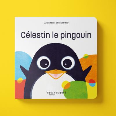 Célestin le pingouin