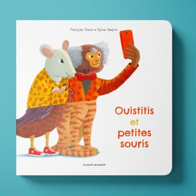 Ouistitis et petites souris